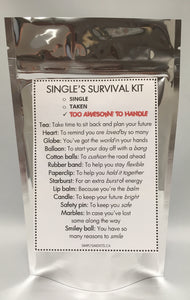Single's Survival Kit