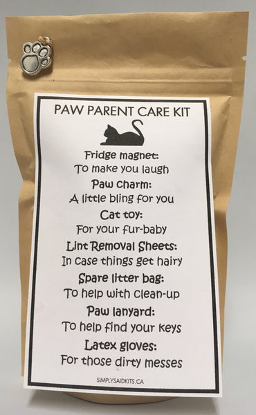 Paw Parent Kit - CAT