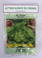 Lettuce always be friends