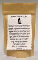 Hiker Survival Kit