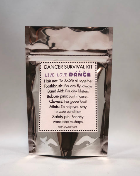 Dancer Survival Kit (Mini)