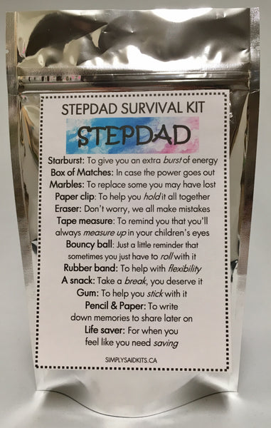 Stepdad Survival Kit