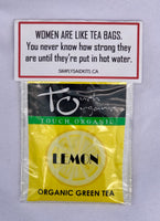 Women are like yea bags...