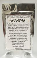 Grandma's Survival Kit