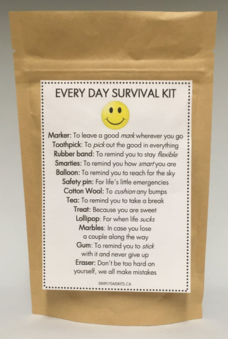 Every Day Survival Kit