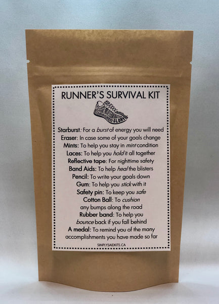 Runner's Survival Kit