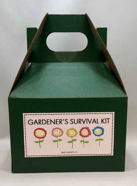 Gardener Survival Kit
