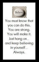 You must know that you can do this...