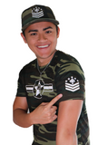 Camo IBP T-shirt- Youth and Adult sizes
