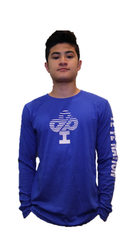 "NEW  ""SPEED"" Logo LONG SLEEVE T-Shirt - Bella Canvas Youth and Adult sizes"