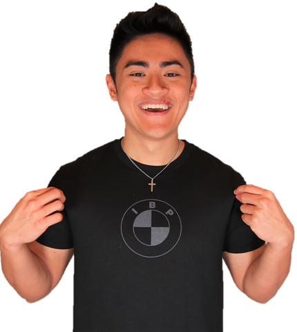 Beast T-shirt from Ireland Boys Productions Channel. Part of the Beast Collection celebrating the BMW i8
