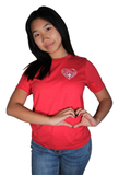 VALENTINE SPECIAL Ireland Boys T-Shirt -youth and adult sizes