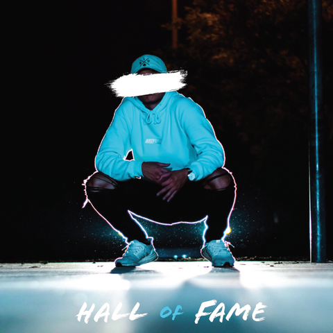 HALL of FAME poster-  Single Cover Art (Limited Edition)