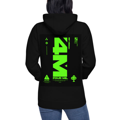 4 MILLION subscriber HOODIE