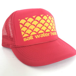 Salt Water Heals Ehukai Trucker Hat