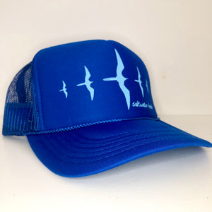 Five 'Iwa Trucker Hat