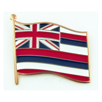 "1"" Hae Hawaiʻi Lapel Pin"