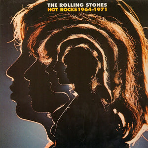THE ROLLING STONES HOT ROCKS (1964-1971) LP