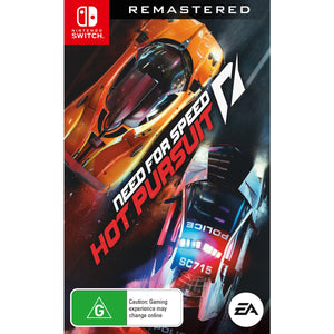 NINTENDO SWITCH NEED FOR SPEED HOT PURSUIT REMASTERED