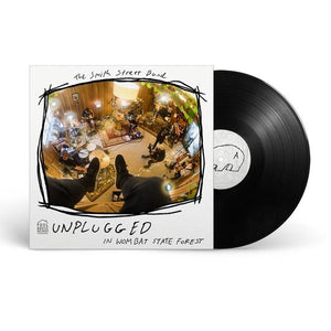 THE SMITH STREET BAND UNPLUGGED IN WOMBAT STATE FOREST (BLACK LP)