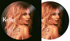 KYLIE MINOGUE GOLDEN (PICTURE DISC LP)