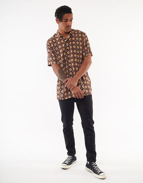 SILENT THEORY OASIS SHORT SLEEVE SHIRT