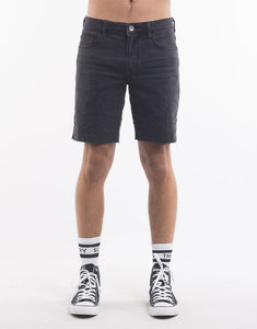 SILENT THEORY DEUCE SHORT BLACK