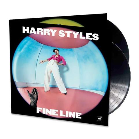 HARRY STYLES FINE LINE LP