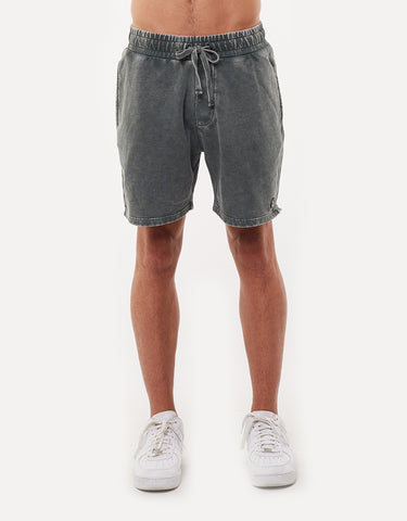 ST GOLIATH SAVA FLEECE SHORT GREEN