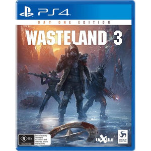 PS4 WASTELAND 3