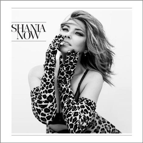 SHANIA TWAIN NOW LP