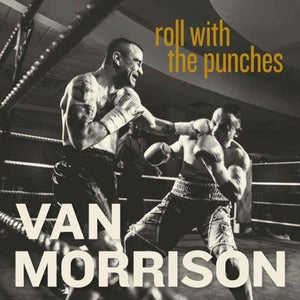 VAN MORRISON ROLL WITH THE PUNCHES LP