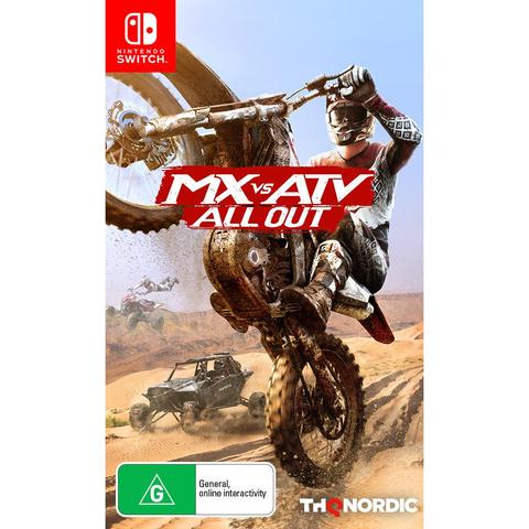 NINTENDO SWITCH MX VS ATV ALL OUT