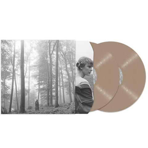 TAYLOR SWIFT FOLKLORE IN THE TREES EDITION 2LP