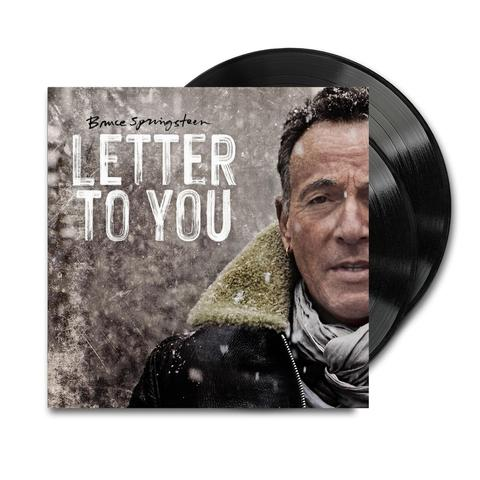 BRUCE SPRINGSTEEN LETTER TO YOU LP