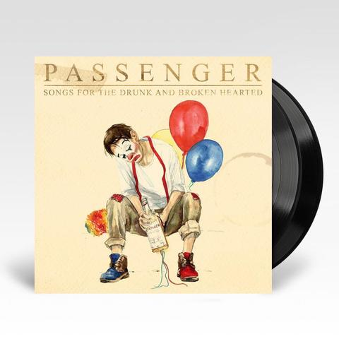 PASSENGER SONGS FOR THE DRUNK AND BROKEN LP