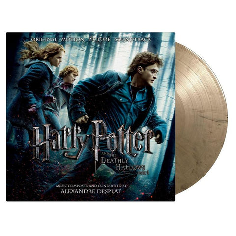 HARRY POTTER AND THE DEATHLY HALLOWS SOUNDTRACK PART 1 LP