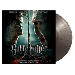HARRY POTTER AND THE DEATHLY HALLOWS SOUNDTRACK PART 2 LP