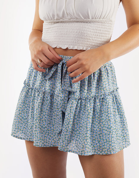 ALL ABOUT EVE MISCHA SHORT