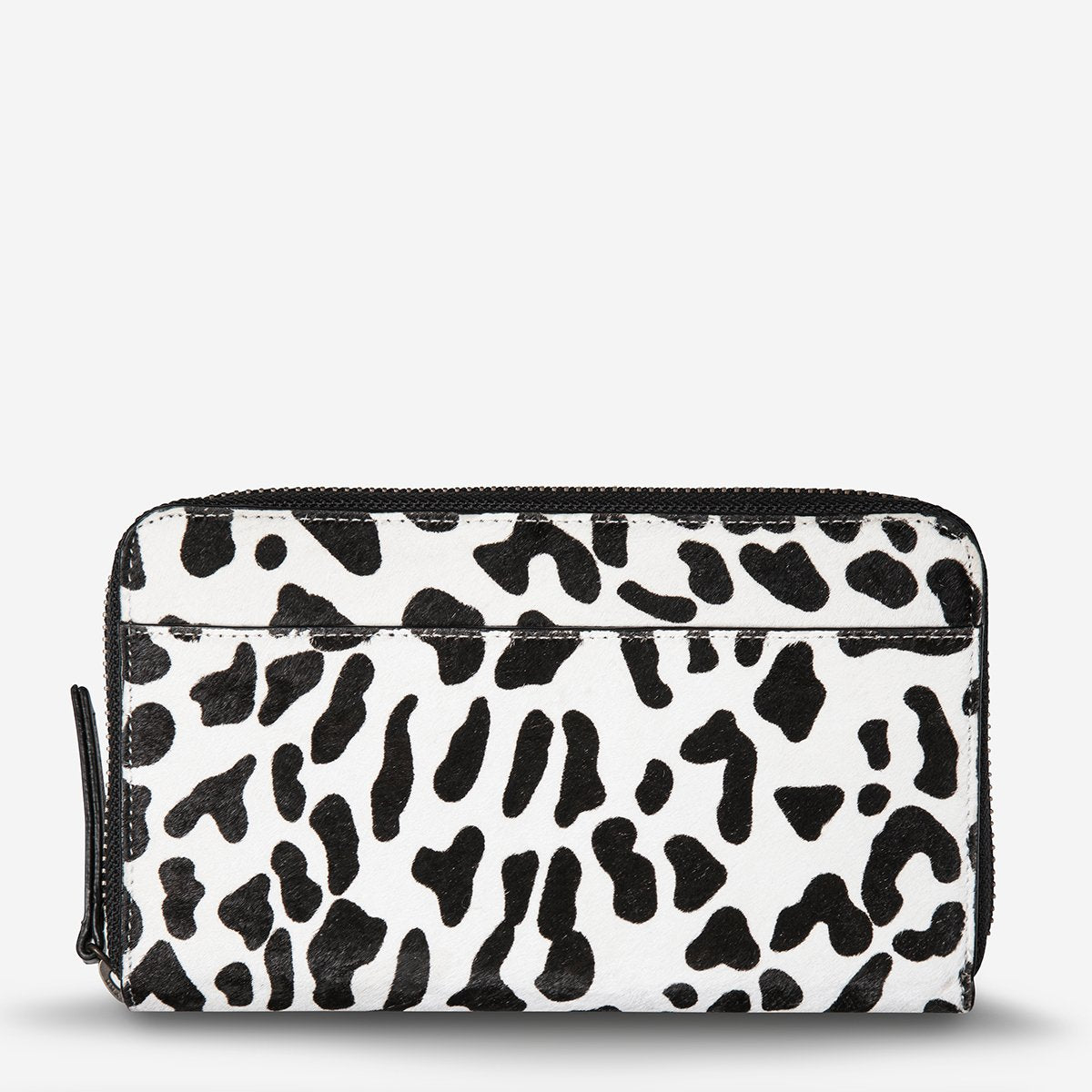 STATUS ANXIETY DELILAH WALLET SNOW LEOPARD
