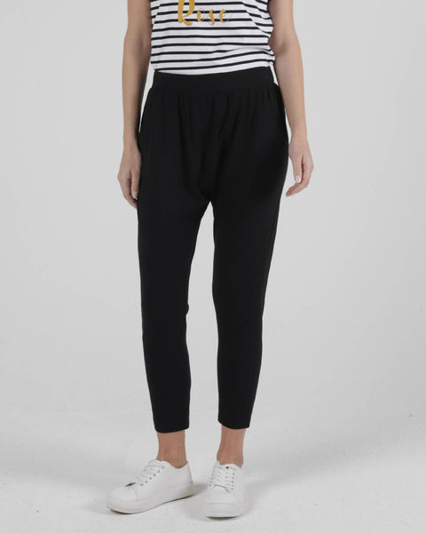 BETTY BASICS LOLA PANT BLACK