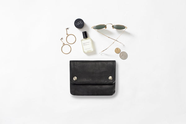 STATUS ANXIETY NORMA WALLET BLACK