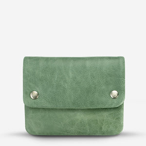 STATUS ANXIETY NORMA WALLET EMERALD