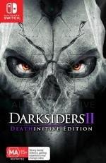 NINTENDO SWITCH DARKSIDERS 2 DEATHINITIVE EDITION