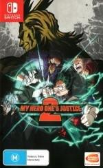 NINTENDO SWITCH MY HERO ONES JUSTICE 2
