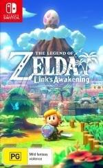 NINTENDO SWITCH LEGEND OF ZELDA LINKS AWAKENING
