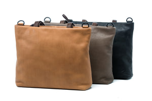 RUGGED HIDE ALEXANDRA TOTE BAG