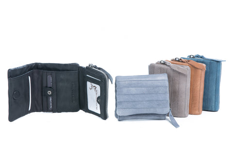 RUGGED HIDE COCO WALLET