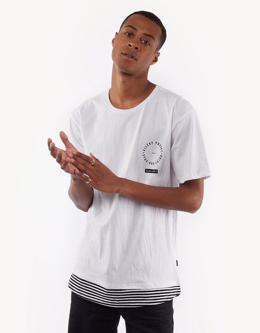 SILENT THEORY PLUS LAYERED TEE