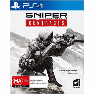 PS4 SNIPER GHOST WARRIOR CONTRACTS